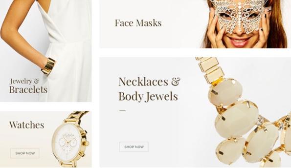 Top 20 giao diện website thời trang đẹp nhất thế giới 2017