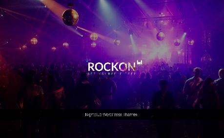Thiết kế web câu lạc bộ vũ trường, quán bar