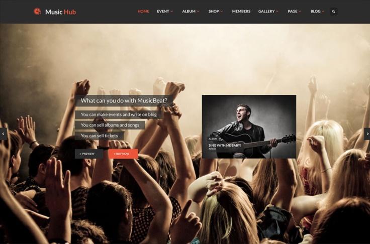 Thiết kế web âm nhạc và phát triển mobile app