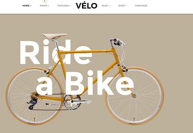Thiết kế web xe đạp nổi tiếng nhất thế giới