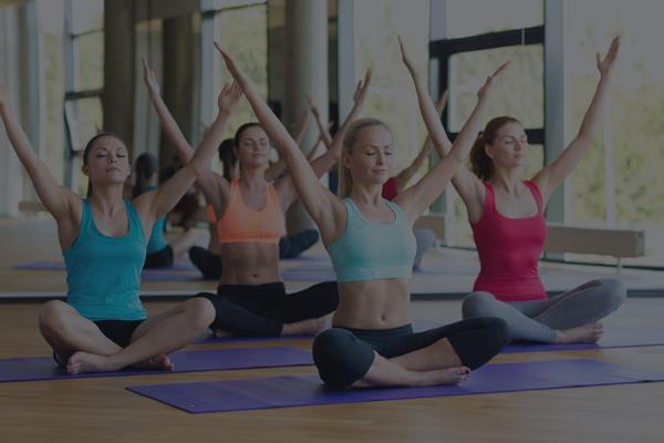 Thiết kế website phòng tập Yoga
